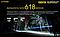 Тактический дальнобойный фонарь NITECORE P30 1000LM оригинал, фото 3