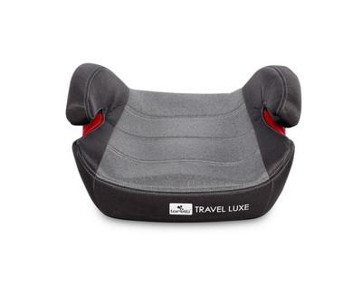 Автокресло-бустер TRAVEL LUXE Isofix An Gray Гарантия качества Быстрая доставка