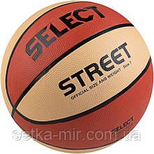 М'яч баскетбольний SELECT Street, розмір 7