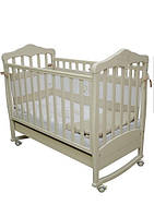 Детская кроватка Соня ЛД 11 (слоновая кость)