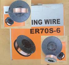 Проволока сварочная 0,8 Welding Wireт 2,5 кг, фото 2