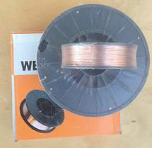 Проволока сварочная 0,8 Welding Wireт 2,5 кг, фото 3