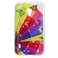 Чехол для моб. телефона Drobak для LG Optimus L7 Dual P715 (Rainbow) Cristall PU (211591)