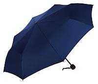 Синий мужской зонт Zest Ручка дерево ( механический ) арт.43531, фото 1