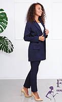 Брючный костюм с пиджаком  В 027 /04, фото 1