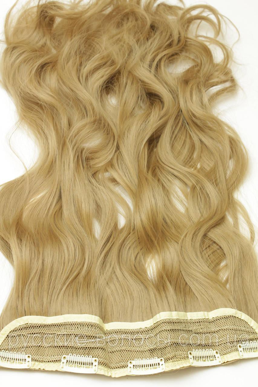 Кудрявые волосы на заколках искусственные