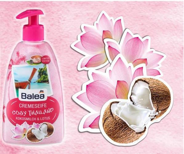 Рідке мило Cocos & Lotus 500ml Balea