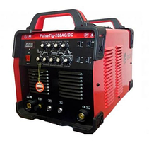 Аргонно-дуговой сварочный аппарат EDON PULSE TIG-200ACDC