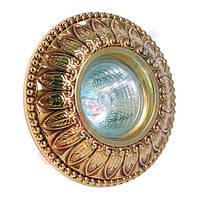 ULTRALIGHT точечный светильник MR-16 бронза античное