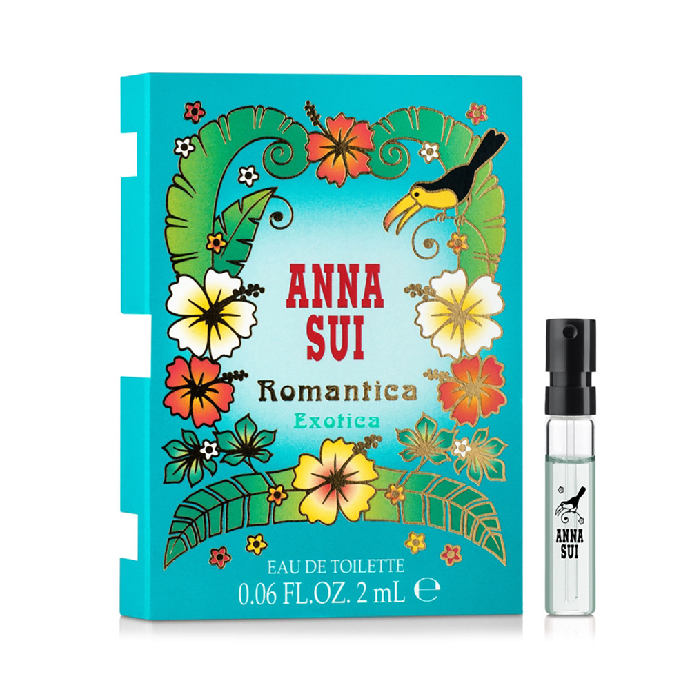 Anna Sui Romantica Exotica Туалетная вода (пробник) 2ml
