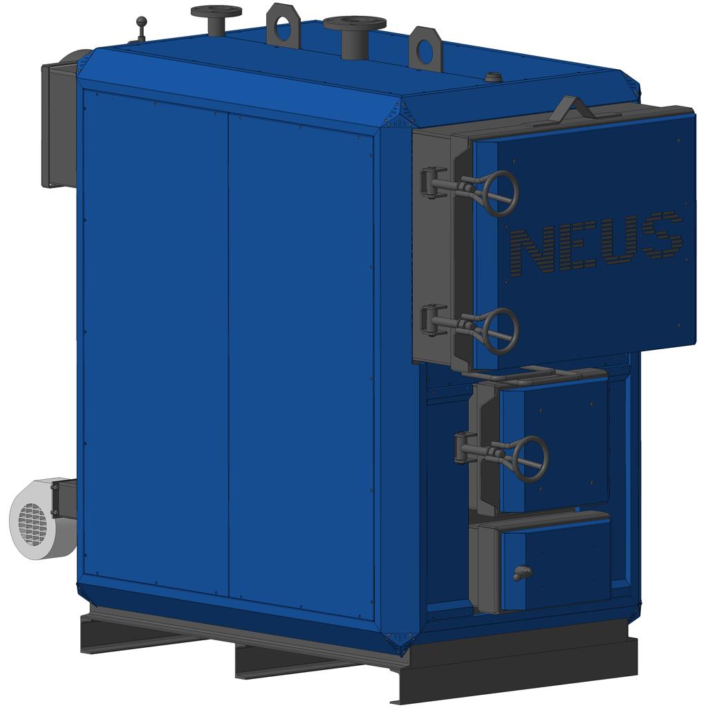 НЕУС-Т 250 кВт
