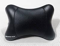 Подушка на підголівник для AMG