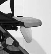 Детская прогулочная коляска Fiona Dark Grey Гарантия качества Быстрая доставка, фото 5