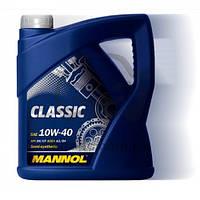 Масло моторное полусинтетика SCT Classic10W40 SL/CF 4L