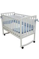 Детская кроватка Соня ЛД 13 (белый), фото 1