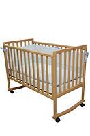 Детская кроватка Соня ЛД 13 (бук)
