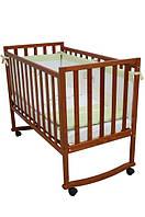 Детская кроватка Соня ЛД 13 (ольха)