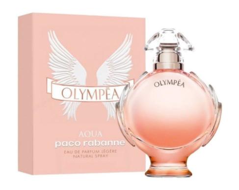 Женская парфюмированная вода Paco Rabanne Olympea Aqua, 100 мл