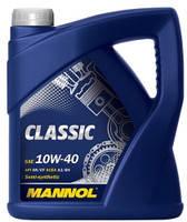 Масло моторное полусинтетика SCT Classic10W40 SL/CF 5L