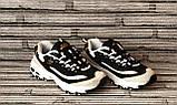 Кроссовки в стиле SKECHERS - женские, подростковые, реплика. Кеды, кроссовки на массивной подошве., фото 3