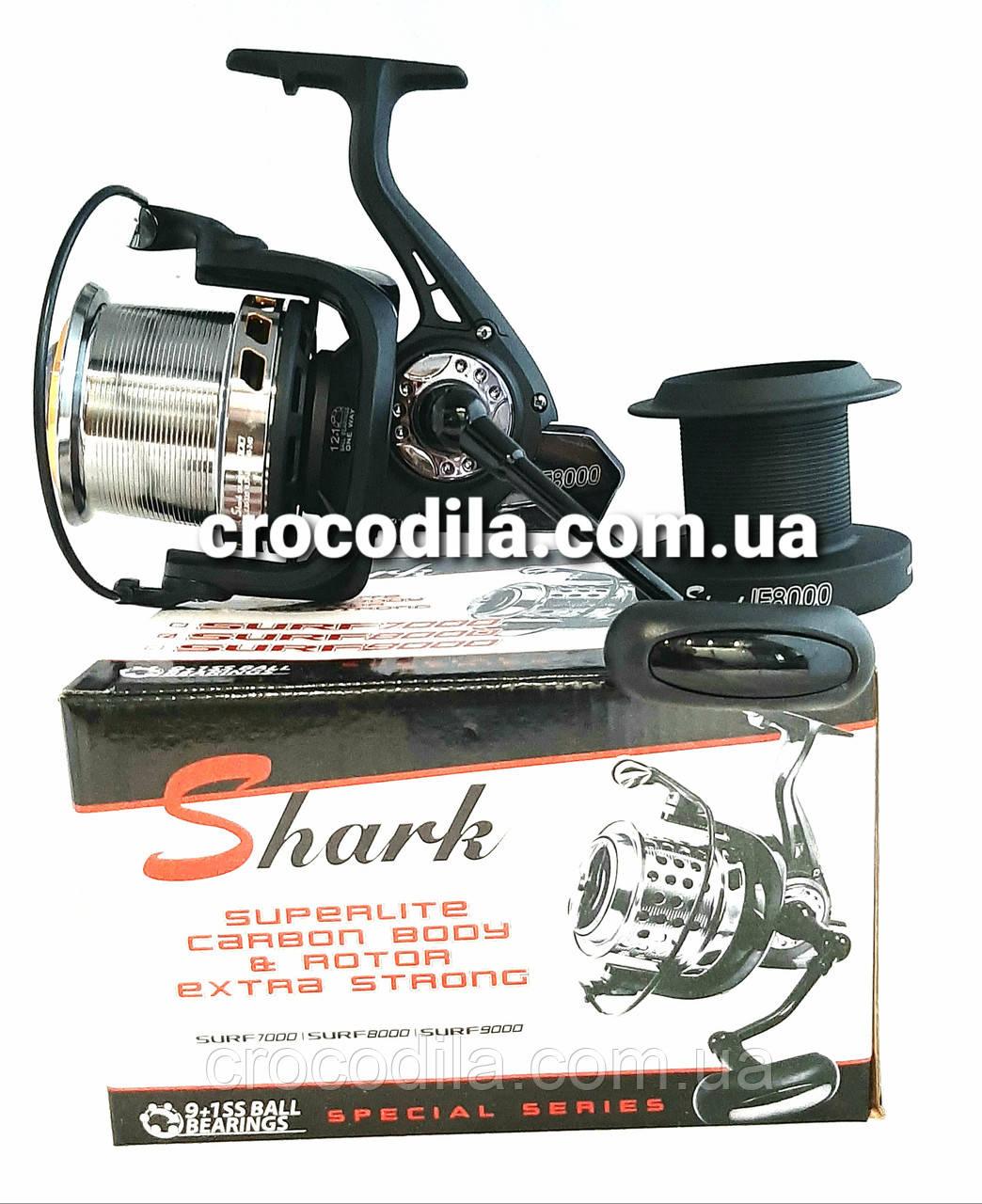 Серфовая  катушка Shark Surf 8000  IE 8000