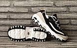 Кроссовки в стиле SKECHERS - женские, подростковые, реплика. Кеды, кроссовки на массивной подошве., фото 5