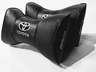 Подушка на подголовник для Toyota