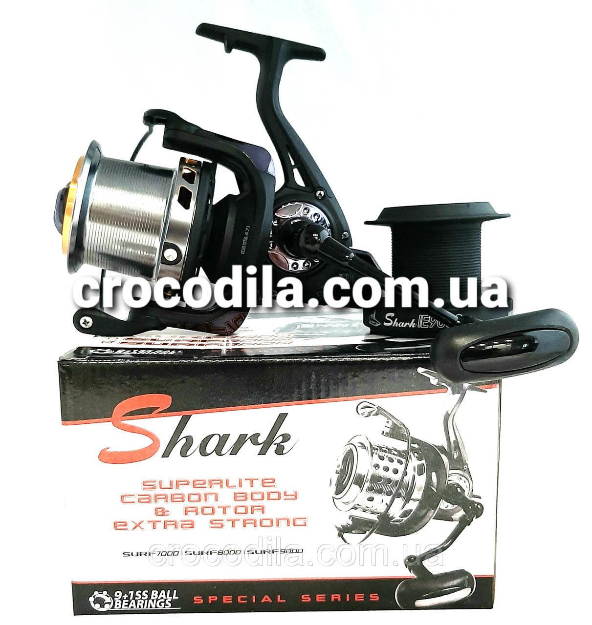 Серфовая  катушка Shark Surf 9000  IE 9000