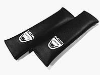 Подушки накладки на ремінь безпеки для Dacia