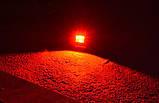 Вуличний LED прожектор 30W червоний IP65, фото 4