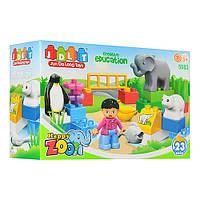 Конструктор Зоопарк JDLT 5083 23 детали
