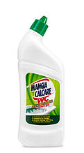Жидкое моющее средство для унитаза с отбеливателем Soft MANGIACALCARE, Софт 750 мл
