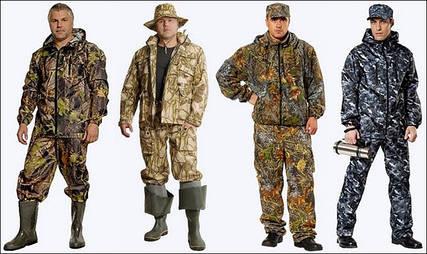 Термобелье.Зимние утепленные костюмы для охоты и рыбалки.