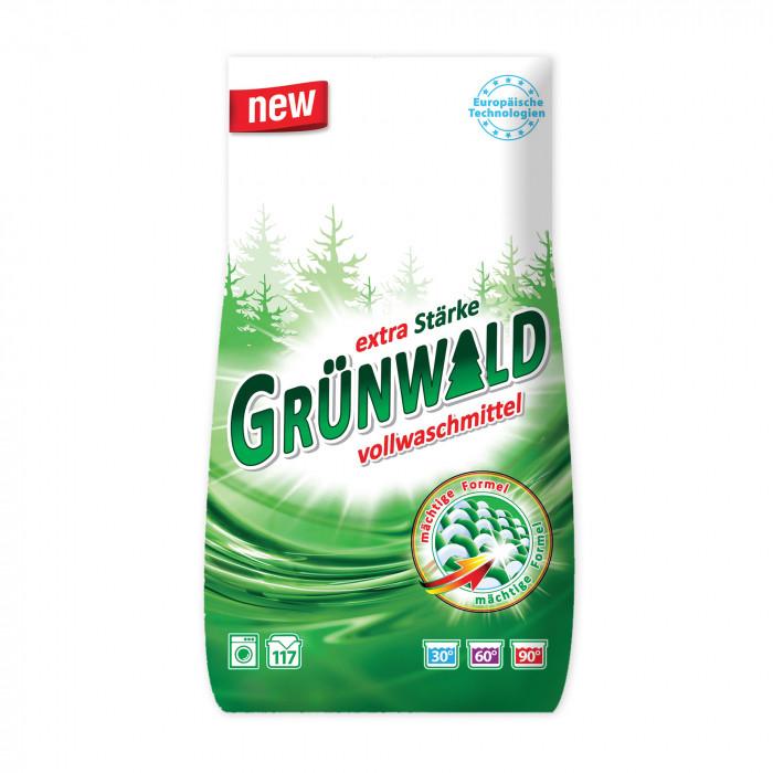 Стиральный порошок Grunwald Горная свежесть, 10 кг
