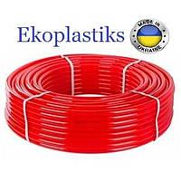 Труба для теплого пола Ekoplastiks 16 X 2.0 PE-RT с кислородным барьером бухта 400 метров