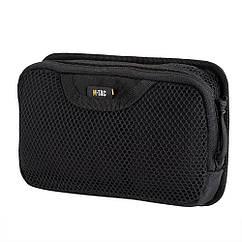 M-Tac вставка модульная карман на молнии Black