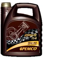 Масло моторное синтетика 50/2 Pemco iDrive 340 5W-40  1L