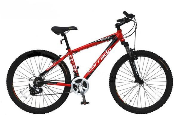 """Велосипед горный Corrado Kanio 2.1 MTB 26""""."""