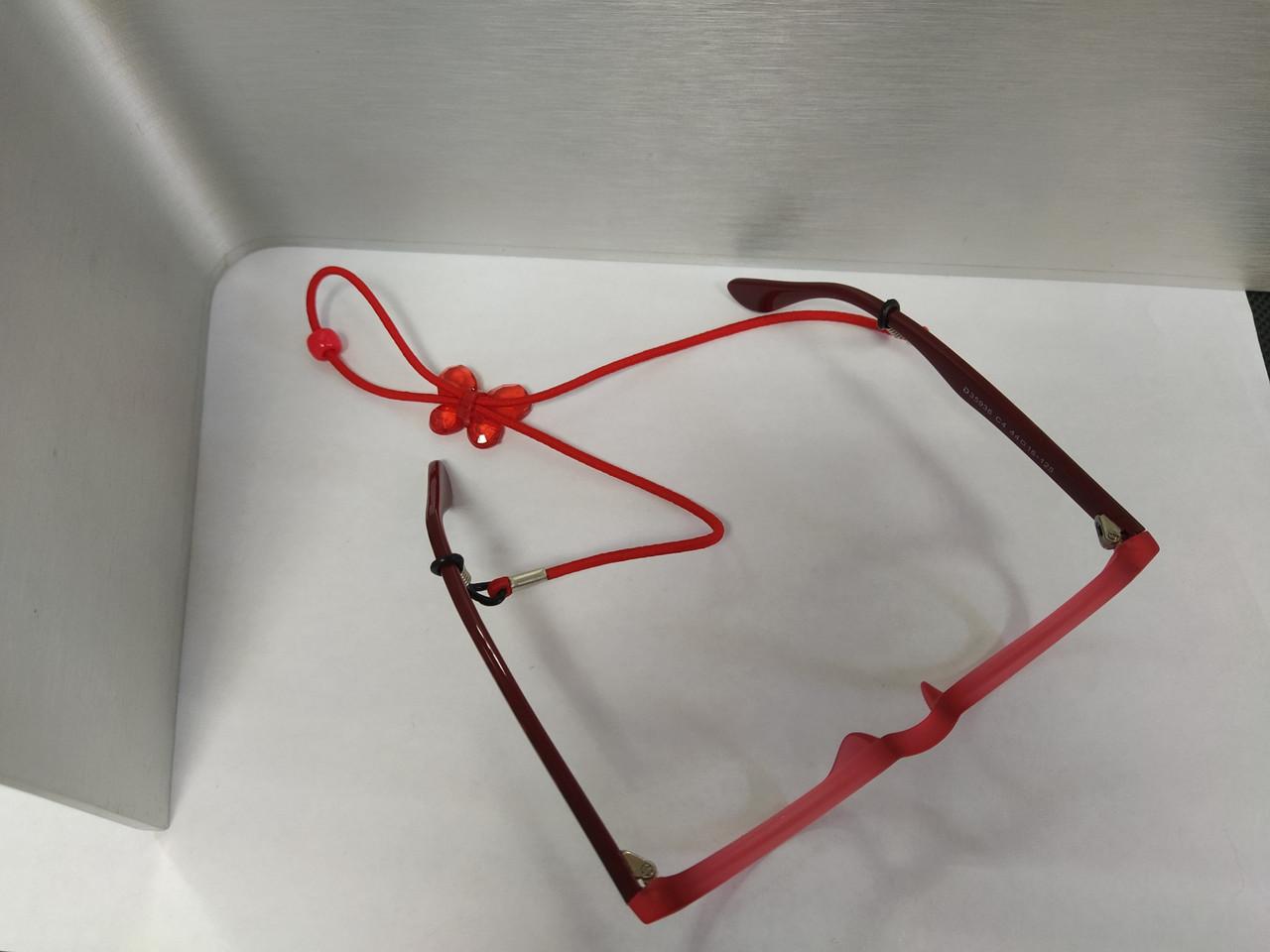 Шнурок-резинка для очков детский