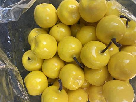 Искусственные яблоки,муляж яблока,декоративные яблоки, фото 2