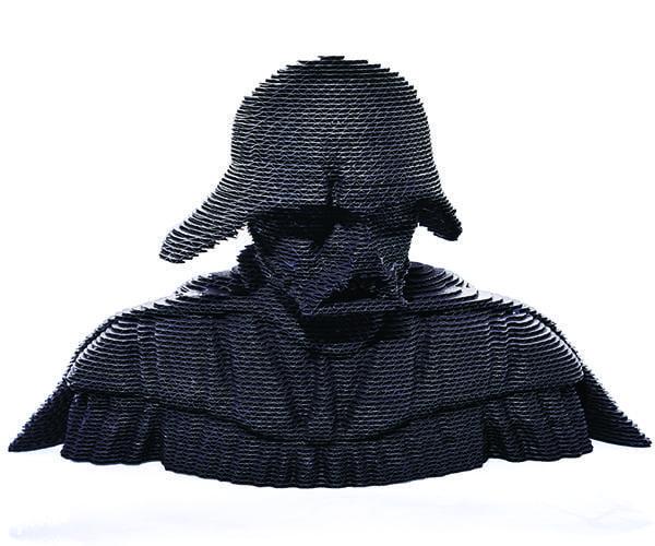Скульптурний 3D пазл DaisySign DARK