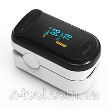 Пульсоксиметр для измерения уровня насыщения кислорода в крови (сатурация) и пульса автоматический Boxym C2