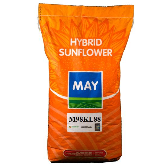 Семена подсолнуха М98КЛ88 / МАЙ АГРО / Насіння соняшнику М98КЛ88