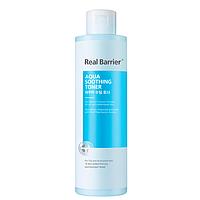 Успокаивающий тонер Real Barrier Aqua Soothing Toner