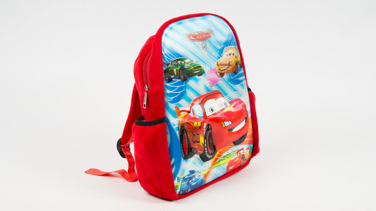 Рюкзак Тачки 3D.30 см