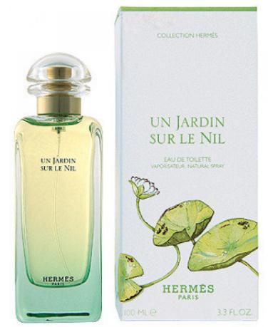 Женская туалетная вода Hermes Un Jardin sur le Nil, 100 мл