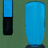 """Гель-лак Reforma 944108  """"Glass blue"""" (нежно-голубой, жемчужный), 3 мл, фото 1"""