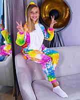 Кигуруми Единорог Космический пижама женская детская, фото 1