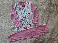Пижама для девочки Мишки 9лет