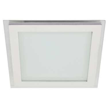 Світлодіодний квадратний світильник SEAN SL459 12W 4000K білий( стельовий, сатурн) Код.57680